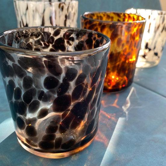 Cheetah Wood Wick Candle