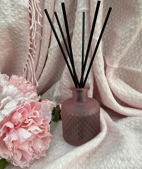 Luxury Pink Reed Diffuser