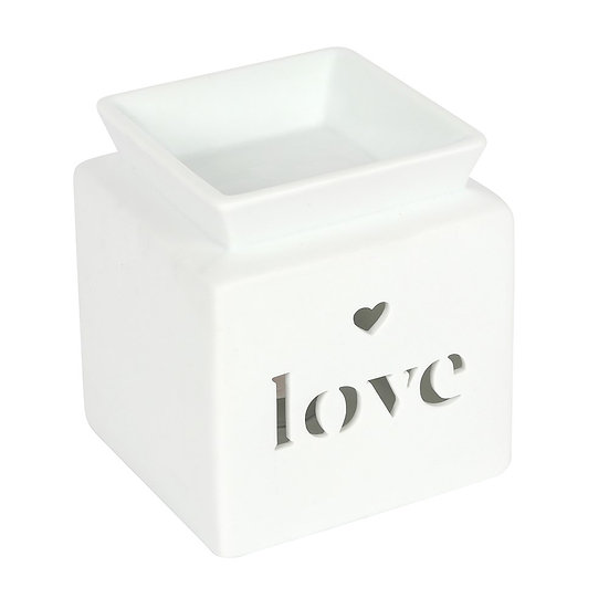 """Love"" Wax Burner"