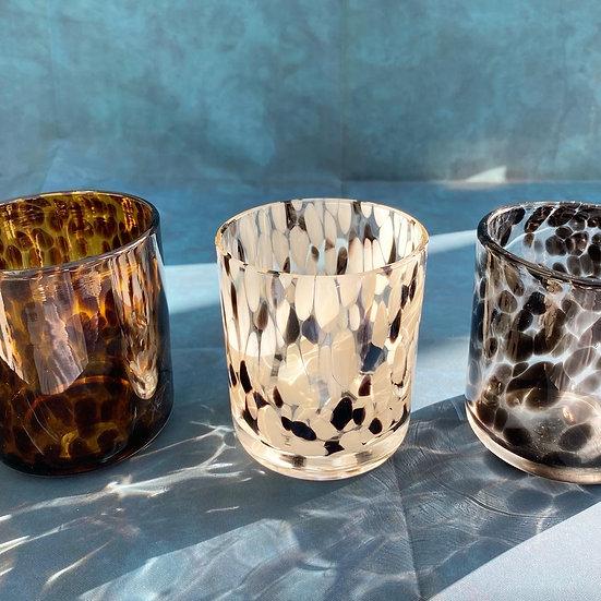 Dalmatian Wood Wick Candle