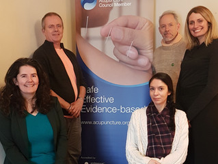Rachel is the co-ordinator of the South West Wales acupuncture group