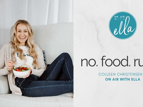 221: No Food Rules - with Colleen Christensen, RD