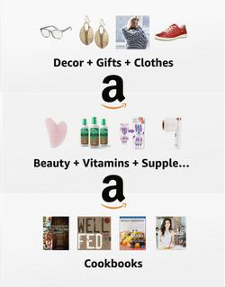 Amazon Faves
