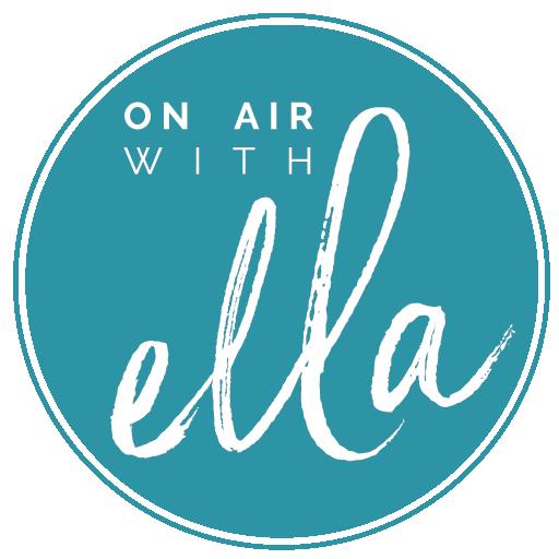 ON AIR WITH ELLA LOGO