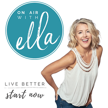 On AIr with Ella podcast