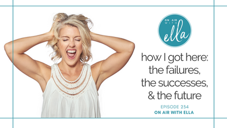 234: My Divorce, My Career & A Few Other Things I've Never Shared...