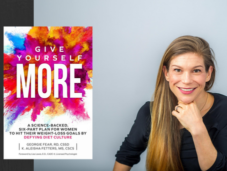 Episode 215: Weight Loss, Binge Eating - How to Give Yourself More with Georgie Fear