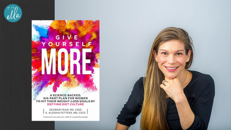 215: Weight Loss, Binge Eating & How to Give Yourself More - Georgie Fear