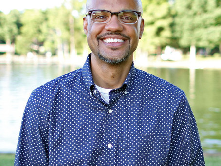 Episode 209: Tapping: Emotional Freedom Technique with Dr. Damon Silas