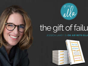 228: The Gift of Failure - Raising Resilient Kids - Jessica Lahey