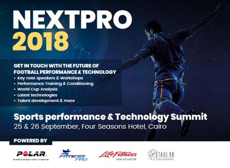 NEXTPRO 2018 CAIRO