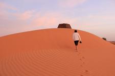 THE MAGICAL PYRAMIDS of Meroe, Sudan.