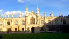 CAMBRIDGE - SCHOLARS & SIGHTSEERS