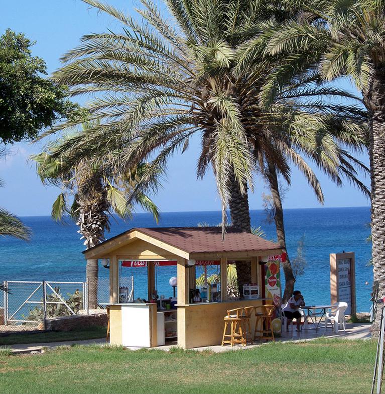 CYPRUS .... LIFE'S A BEACH