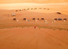 DESERT CAMPING - OMAN