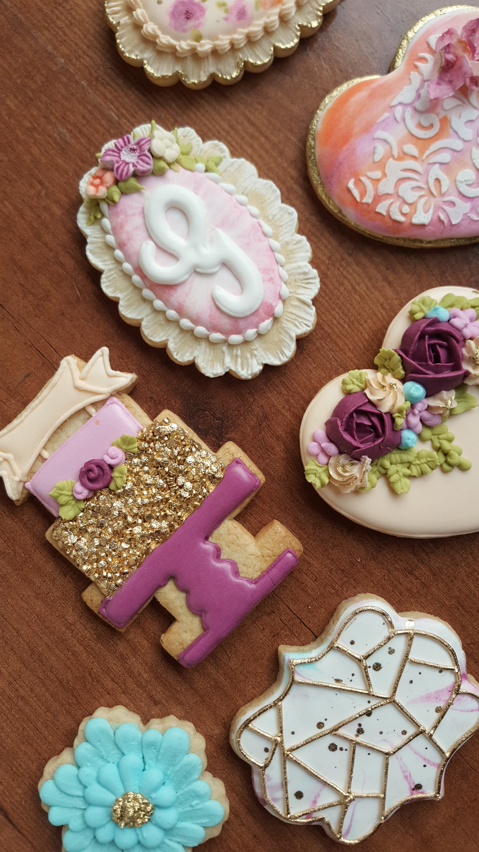 Curso galletas decoradas online