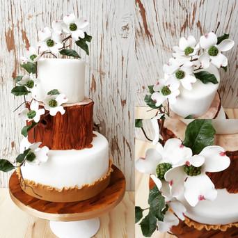 Torta Rústica Dogwood