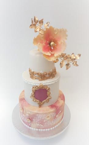 Torta Arabesca
