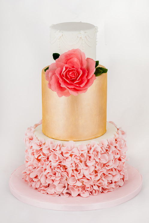 Torta Rosay Elegancia
