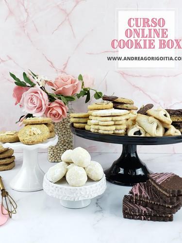 Curso de Galletas Cookie Box Online