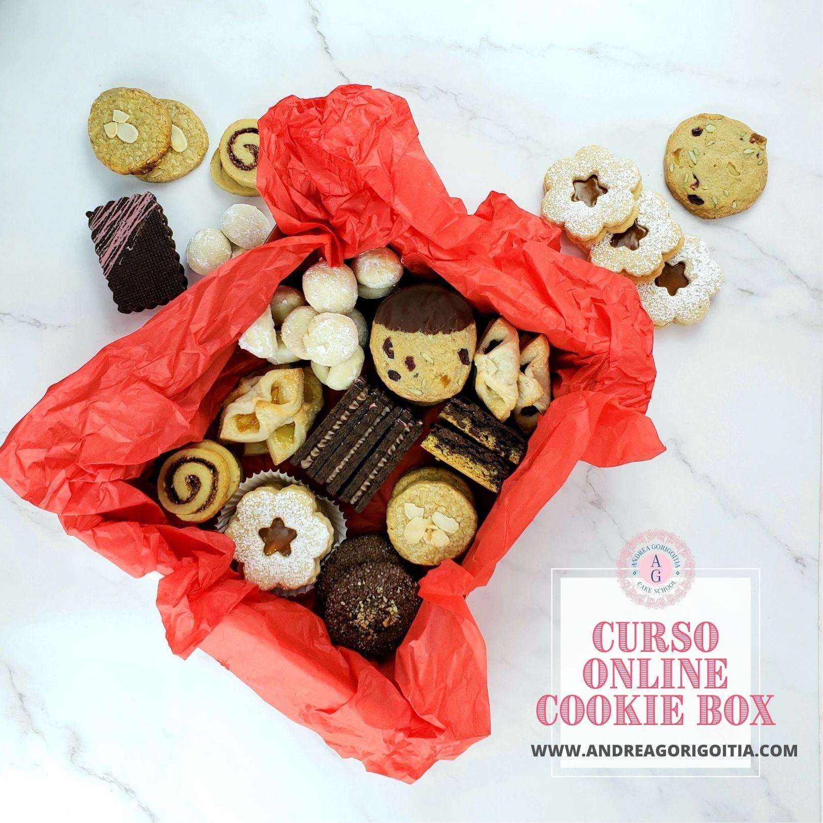 curso cookie box