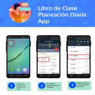 Planeación Diaria App