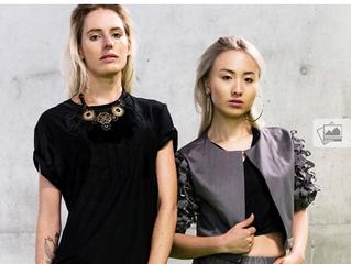 Jungdesignerin Andrea Kerber launcht Modelabel VIS A VIS