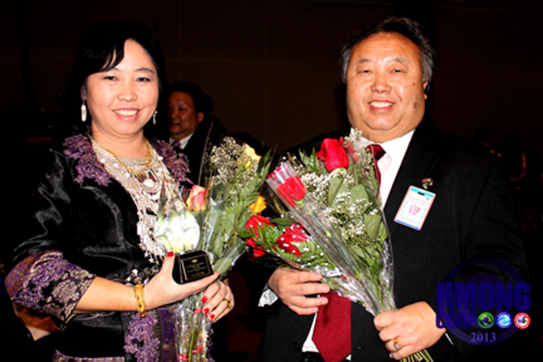 Mai Ying Her and Kou Doua Chialy Her