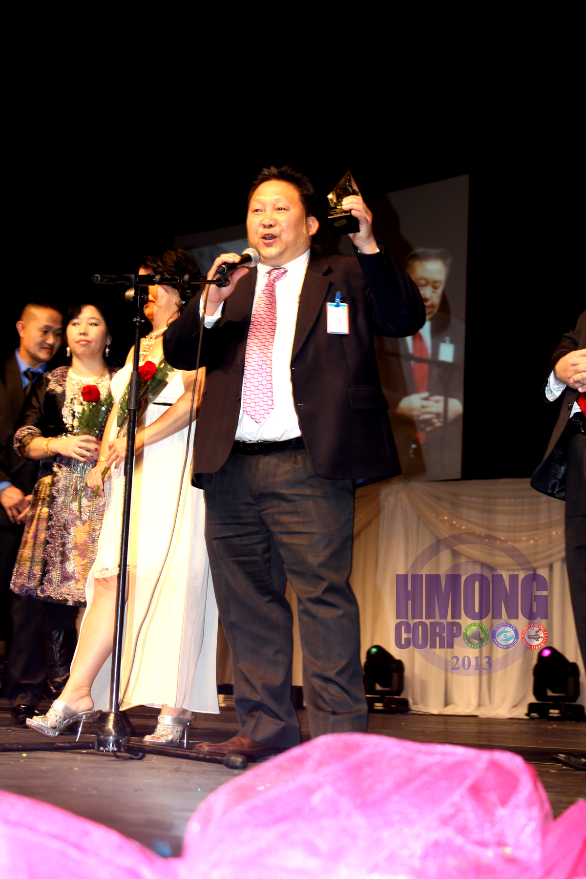 Pao Koua Yang, husband of