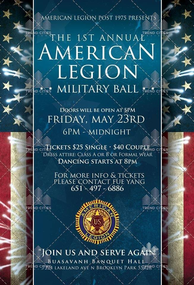 Hmong American Legion Ball