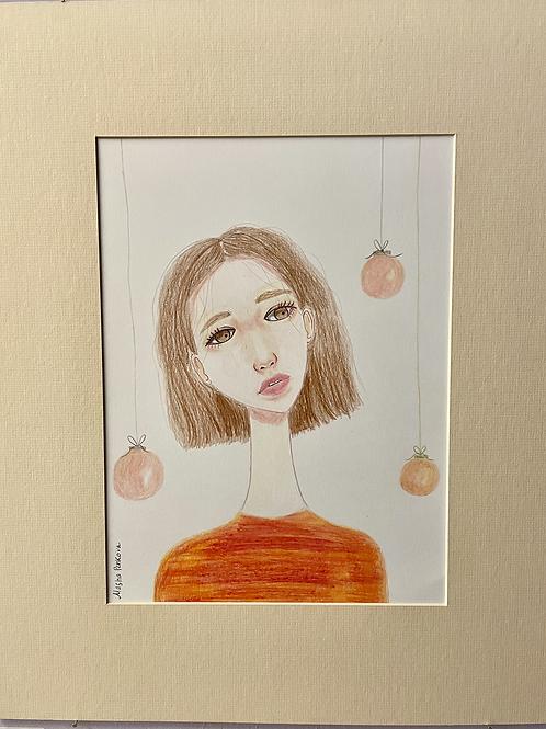 Sisters - Orange *Original*