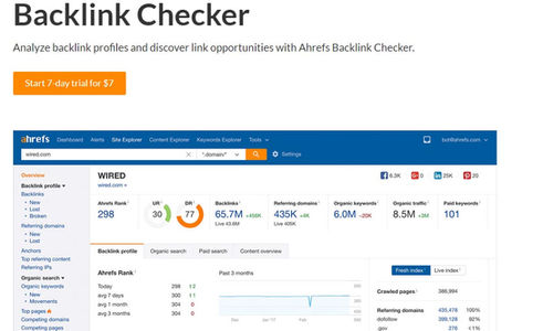 best free backlink checker