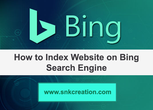 how to index website on bing, submit url bing, Submitting Your Sitemap on bing