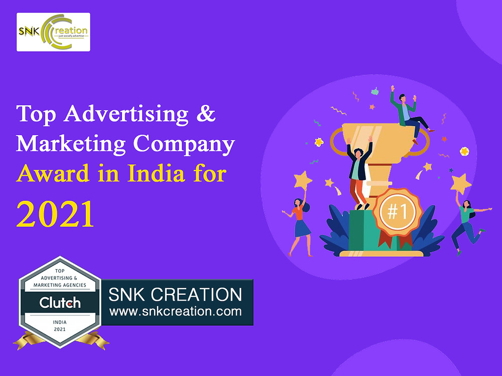 Top Advertising & Marketing Company in India 2021