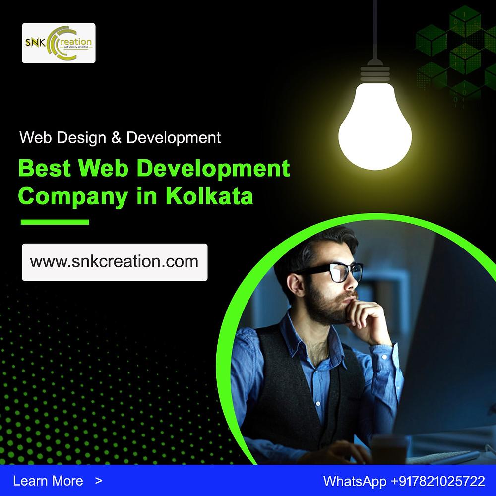 Top Website Development Agency in Kolkata | Web Design & Website Development Company Kolkata