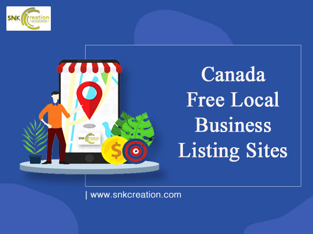 Canada Local Business Listing Sites | Local Free Business Listing Sites for Canada