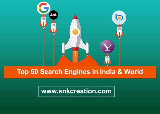 top search engines in india, best 50 search engines in world