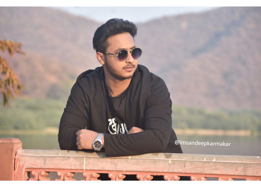 Sandeep Karmakar Fashion and Travel Blog
