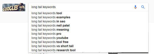 Google keyword tool, long tail keywords, long tail keywords tool