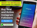 buy instagram followers in India through paytm | buy worldwide instagram followers india