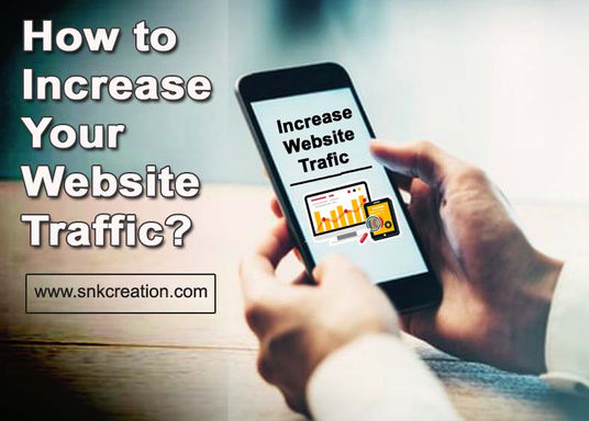 how to increase your website traffic, increase website traffic fast