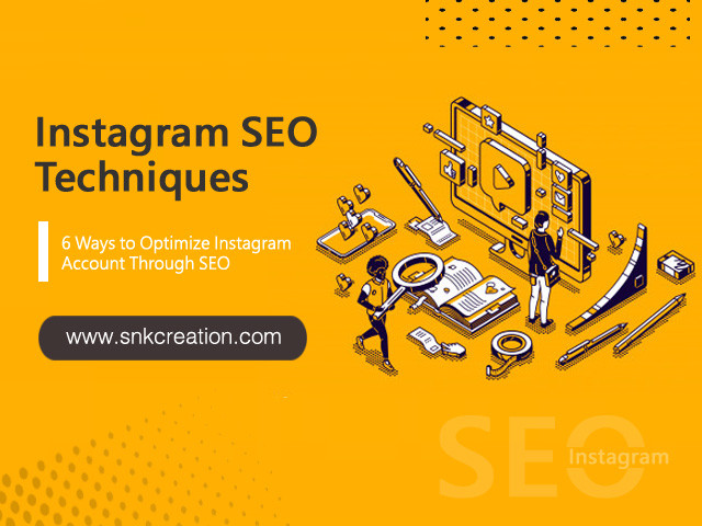 How To Do SEO for Instagram | How to Optimize Instagram Account for SEO
