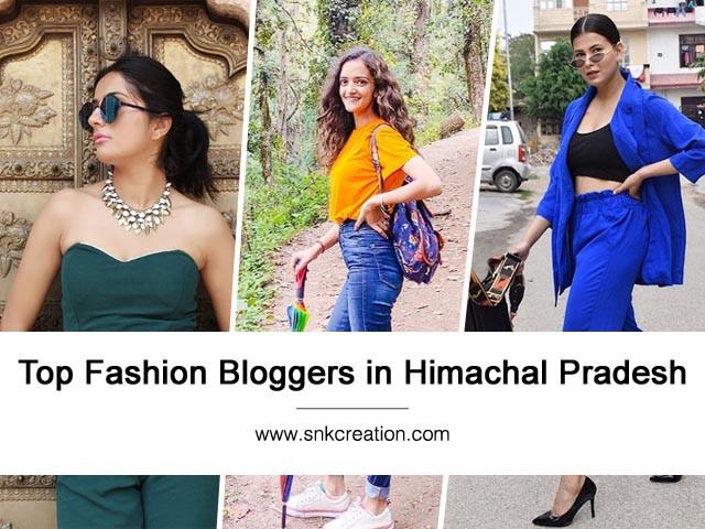 Fashion Bloggers in Himachal Pradesh | Fashion Influencers on Instagram from Himachal Pradesh