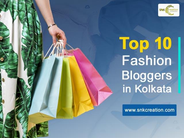 Top 10 Fashion Bloggers in Kolkata | Bengali Fashion Blogger in Kolkata