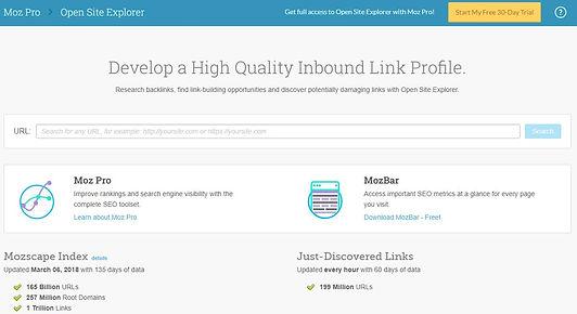 online free backlinks checker tools