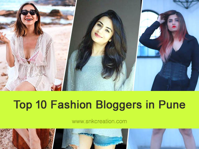 Top 10 Fashion Bloggers in Pune | Fashion Blogger Instagram Influencers from Pune