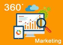 360 degree marketing services delhi