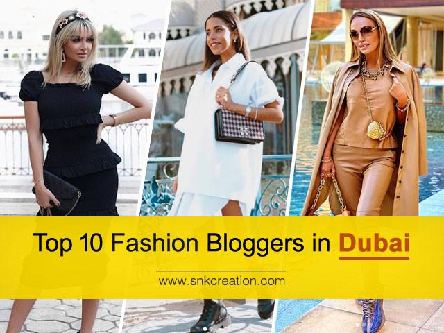 Top 10 Fashion Bloggers in Dubai | Fashion Influencers on Instagram from Dubai