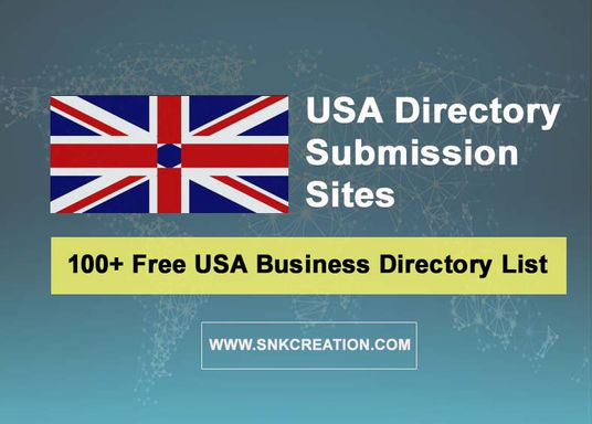 usa directory submission sites list, free usa business directory list