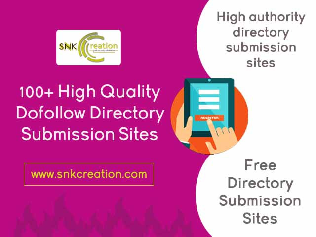 high quality dofollow directory submission sites